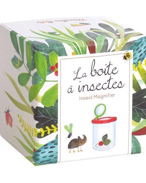 Moulin Roty Škatuľka na hmyz so zväčšovacím sklíčkom Moulin Roty
