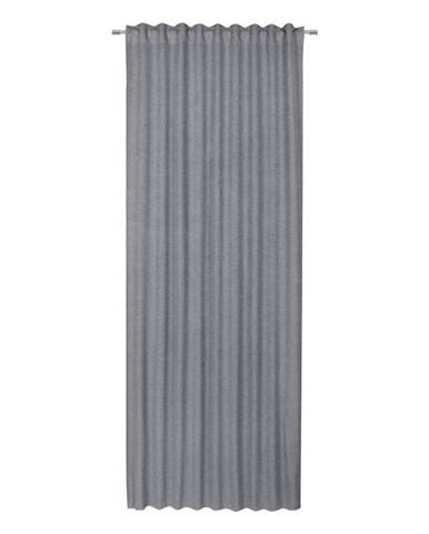 Hotový Záves Ulrich, 135/245cm, Sivá
