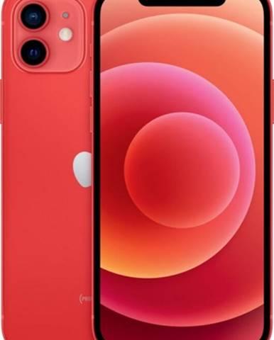 Mobilný telefón Apple iPhone 12 256GB, červená
