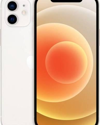 Mobilný telefón Apple iPhone 12 256GB, biela