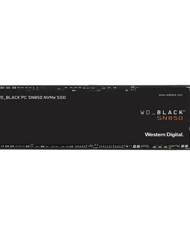 SSD Western Digital Black SN850 NVMe M.2 500GB