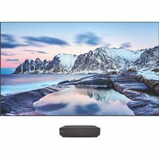 Laser TV Hisense 100L5F-B12smart s optickým panelom čierna/siv