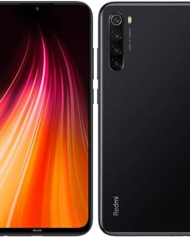 Mobilný telefón Xiaomi Redmi Note 8 64 GB čierny