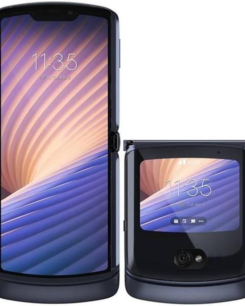 Motorola Mobilný telefón Motorola Razr 5G sivý
