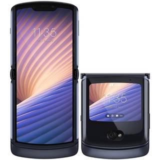Mobilný telefón Motorola Razr 5G sivý