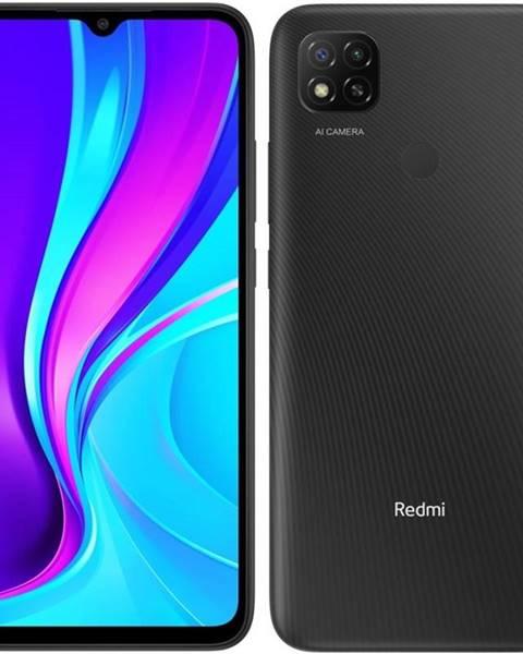 Xiaomi Mobilný telefón Xiaomi Redmi 9C NFC 64 GB čierny/sivý