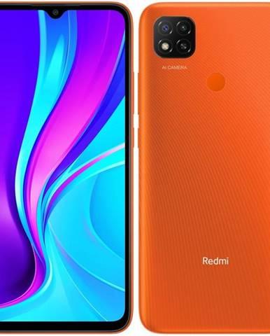 Mobilný telefón Xiaomi Redmi 9C NFC 32 GB oranžový