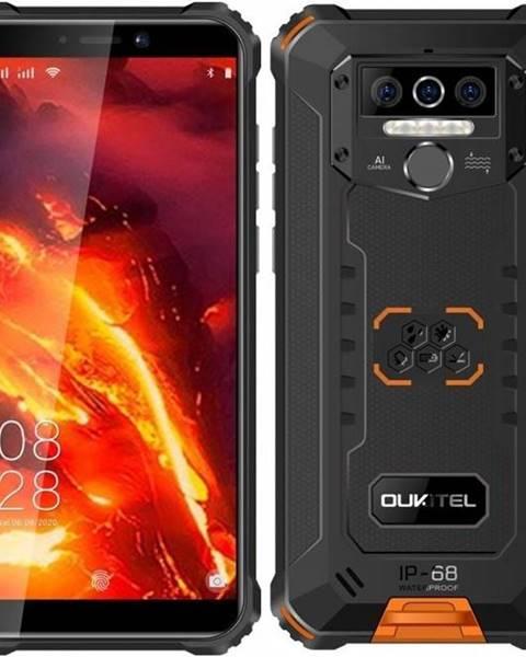 Oukitel Mobilný telefón Oukitel WP5 Pro čierny/oranžový