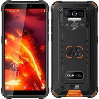 Mobilný telefón Oukitel WP5 Pro čierny/oranžový