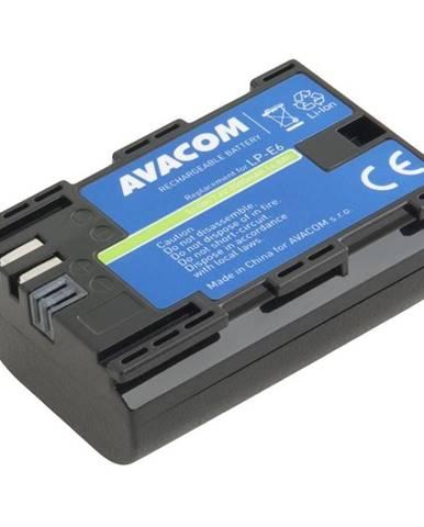 Batéria Avacom Canon LP-E6 Li-Ion 7.4V 2000mAh 14.8Wh