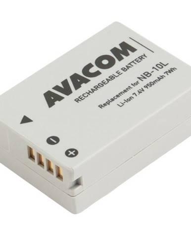 Batéria Avacom Canon NB-10L Li-Ion 7.4V 950mAh 7Wh