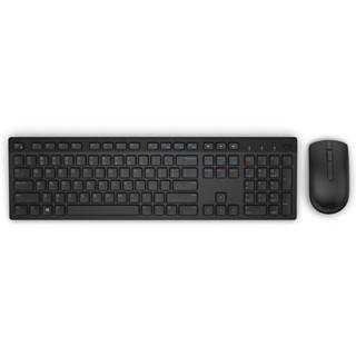 Klávesnica s myšou Dell KM636, SK čierna