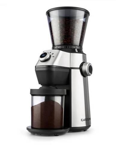 Mlynček na kávu Klarstein Triest nerez