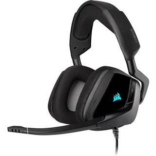 Headset  Corsair Void RGB Elite čierny