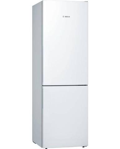 Kombinácia chladničky s mrazničkou Bosch Serie   6 Kge36awca biela