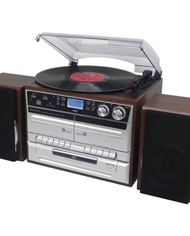 Mikro HiFi systém Soundmaster MCD5550 DBR