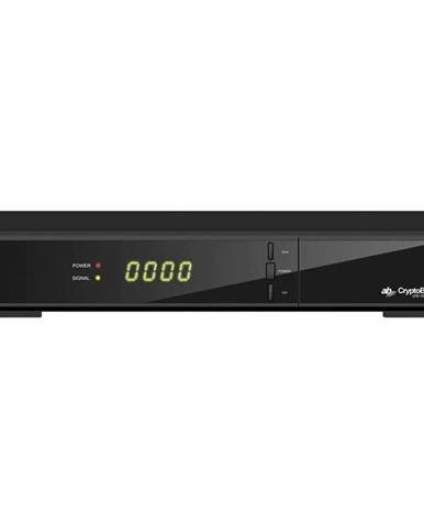Satelitný prijímač AB Cryptobox 800UHD čierny