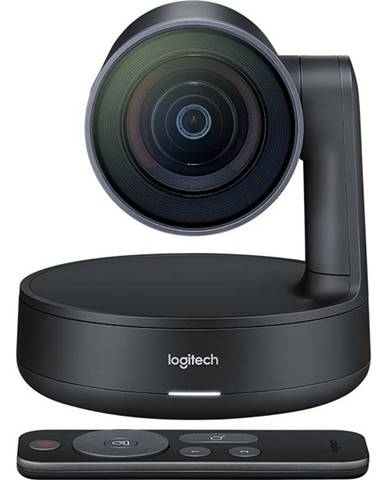 Webkamera Logitech Rally Camera Ultra HD čierna