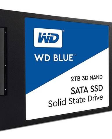 SSD Western Digital Blue 3D Nand 2TB 2,5&