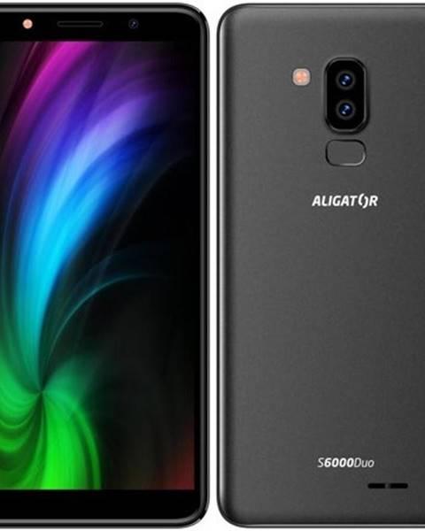 Aligator Mobilný telefón Aligator S6000 Dual SIM čierny