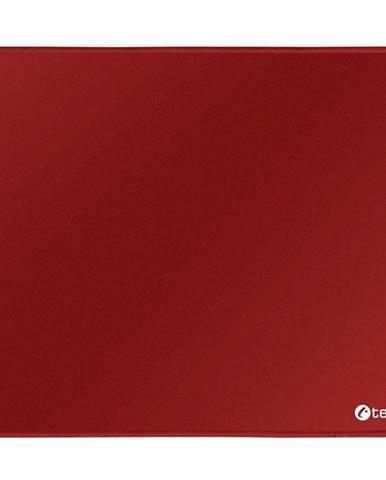 Podložka pod myš  C-Tech MP-01 32 x 27 cm červená