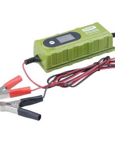 Nabíjačka autobatérií Exkee Craft 417300 zelen