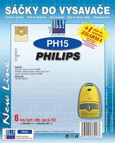 Sáčky pre vysávače Jolly PH 15