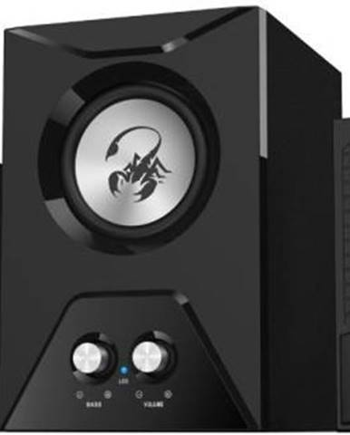 Reproduktory Genius GX Gaming SW-G2.1 500 čierne