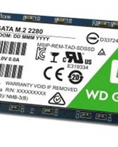 SSD Western Digital Green 3D Nand 120 GB M.2