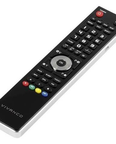 Diaľkový ovládač Vivanco UR 40 čierny/strieborný