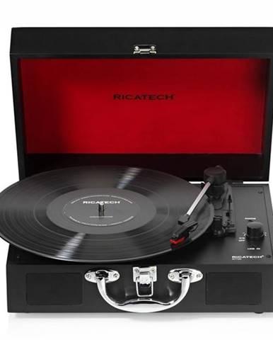 Gramofón Ricatech RTT21 Advanced čierny
