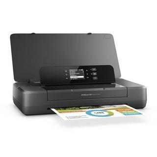 Tlačiareň atramentová HP Officejet 202 Mobile Printer čierna