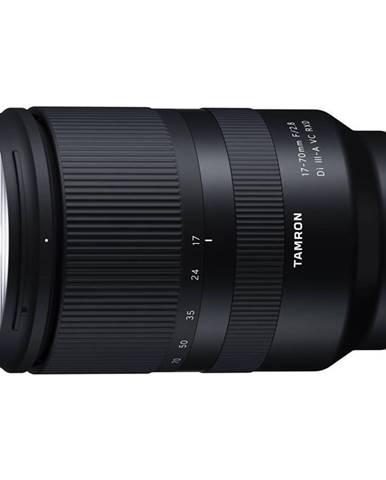 Objektív Tamron 17-70 mm F/2.8 Di III-a RXD pre Sony E čierny