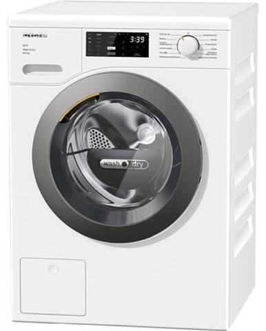 Práčka so sušičkou Miele Wtd160wcs biela