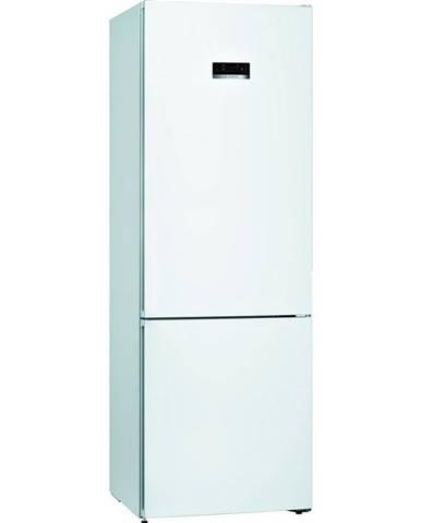 Kombinácia chladničky s mrazničkou Bosch Serie | 4 Kgn49xwea biela