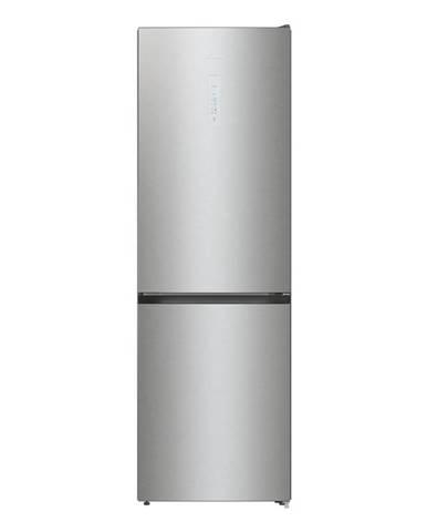 Kombinácia chladničky s mrazničkou Hisense Rb390n4bc2 nerez