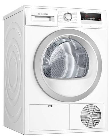 Sušička bielizne Bosch Serie | 4 Wth85291by biela
