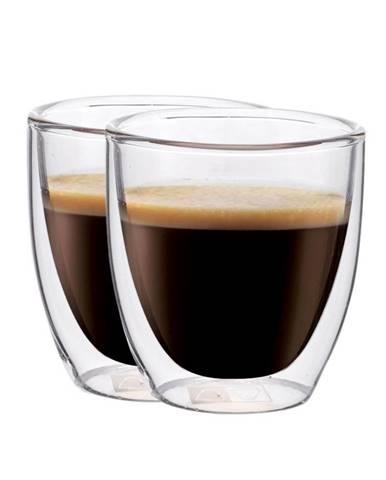 """2-dielna sada pohárov Maxxo """"Espresso"""" 80ml,"""