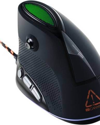 Vertikálna herná myš Canyon CND-SGM14RGB