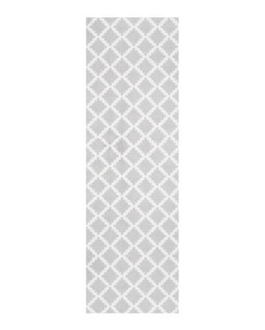 Svetlosivý behúň Zala Living Magic Elegance, 50×150 cm
