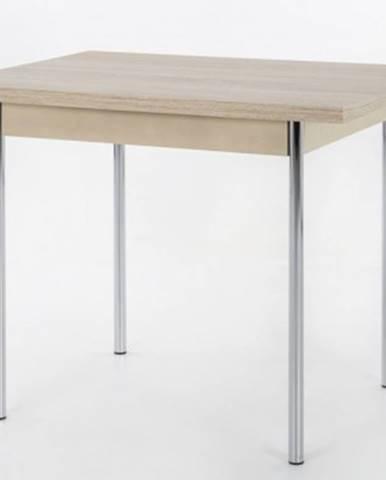 Jedálenský stôl Bonn I 90x65 cm, dub sonoma%
