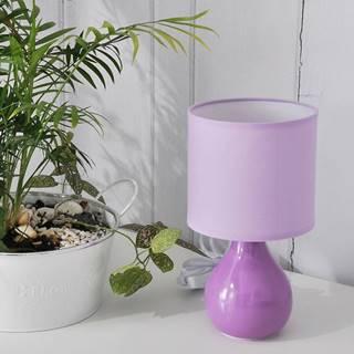 Stolová lampa JT899-5 fialová LB1