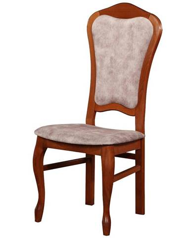 Stolička W35 svetlý orech livia 8