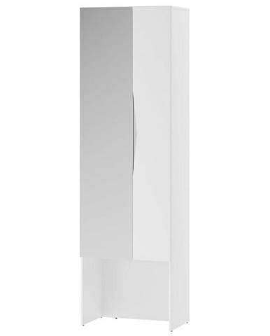 skriňa so zrkadlom 08 LUCCA biela