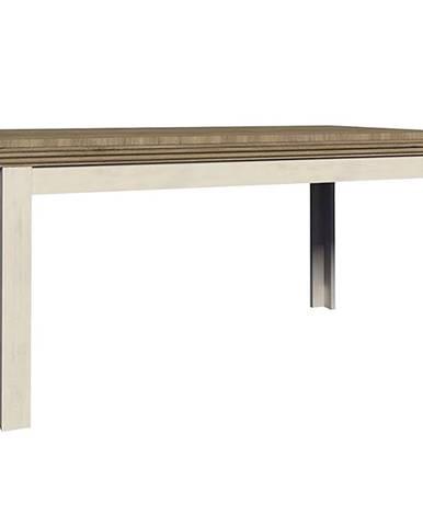 Jedálenský stôl Royal ST severská borovica/divoký dub