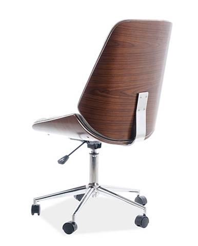 Signal Kancelárská stolička ARIZONA VELVET