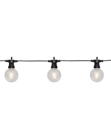 Vonkajšia svetelná LED reťaz Best Season Big Circus Filament, 10 svetielok