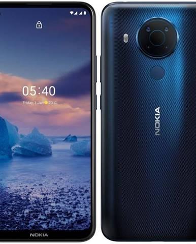 Mobilný telefón Nokia 5.4 modrý