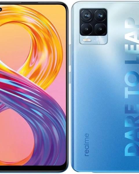 Realme Mobilný telefón realme 8 Pro - Infinite Blue