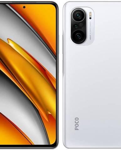 Mobilný telefón Poco F3 128 GB 5G biely